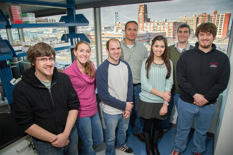 Nir Yakoby Lab Group